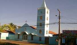 Brasilândia de Minas - Brasilândia De Minas - MG, Igreja Matriz