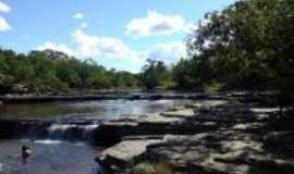 Brasilândia de Minas - cachoeira do tronco, Por patricia