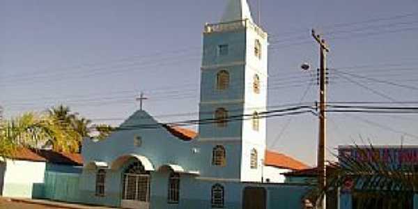 Brasilândia De Minas - MG, Igreja Matriz