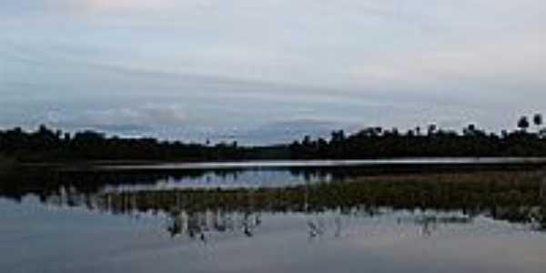 Barragem de Paulo Ant�nio-Foto:Faguiar