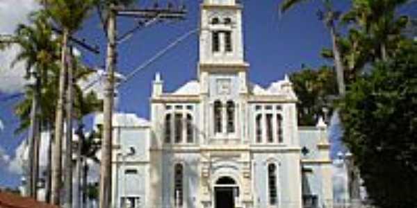 Igreja de N.Sra.de Santana em Bras�lia de Minas-MG-Foto:Gethulio