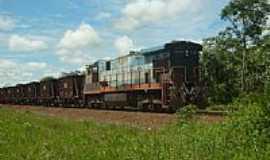 Amapá - Comboio de Minérios-Foto:Alan.Kardec