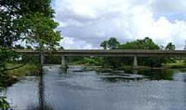 Amapá - Ponte sobre o Rio da Rasa-Foto:Alan.Kardec