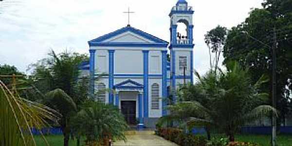 Amapá-AP-Igreja Matriz-Foto:Alan Kardec
