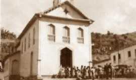 Braúnas - Primeira Igreja da cidade (1967), Por Mílcia Fortunato Moreira Silva