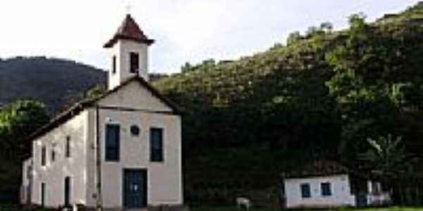 Igreja Matriz em Brejaúba-Foto:Marisete Marinho