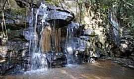 Bueno Brandão - Cachoeira do Sossego em Bueno Brandão-MG-Foto:Ernandes C Santos