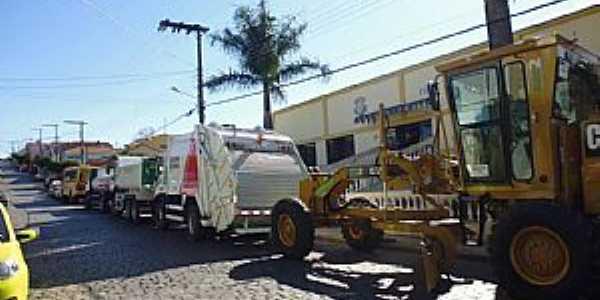 Imagens da cidade de Bueno Brandão - MG Foto Prefeitura Municipal