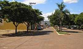 Buritis - Avenida da prefeitura