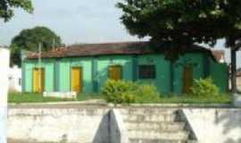 Buritizeiro - Casa Antiga, Por Carlos