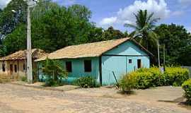 Caatinga - Caatinga-MG-Casa de Cultura-Foto:Denis Conrado