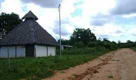 Caatinga - Caatinga-MG-Entrada do distrito-Foto:Denis Conrado