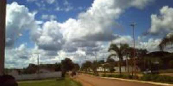céu de cabeceira grande, Por Fátima