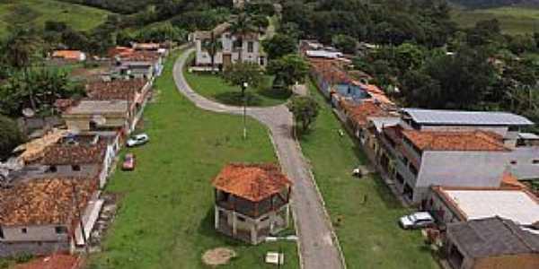 Caburu-MG-Centro do Distrito-Foto:Facebook