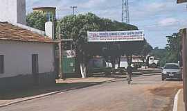 Caçarema - Caçarema-MG-Centro do distrito-Foto:aquiondeeumoro.