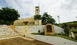 Cachoeira Alegre - Gruta e Igreja São Sebastião-Foto:sgtrangel