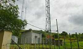 Cachoeira Alegre - Torre de Telefone-Foto:sgtrangel