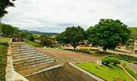Cachoeira Alegre - Escadarias da Igreja e Praça Olavo Carlos dos Santos-Foto:sgtrangel