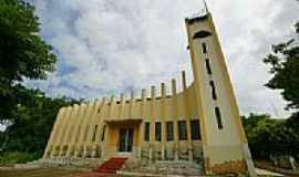 Cachoeira Alegre - Igreja S�o Sebasti�o-Foto:sgtrangel