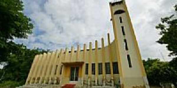 Igreja São Sebastião-Foto:sgtrangel