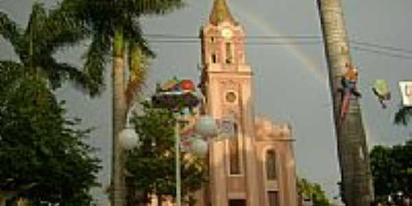 Igreja Matriz de S�o Jo�o Batista-Foto:Roniere_rezende