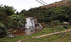Cachoeira do Brumado - Parque da Cachoeira-Foto:Geraldo Salomão