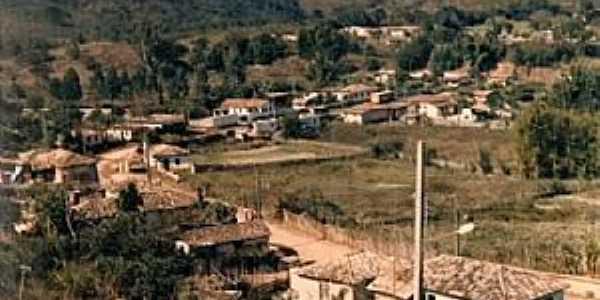 Cachoeira dos Antunes-MG-Vista pacial da cidade-Foto:professoraivaniferreira