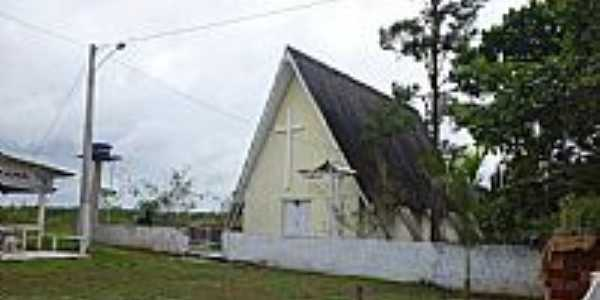 Capela de N.Sra.Aparecida em Aporema-Foto:Alan.Kardec