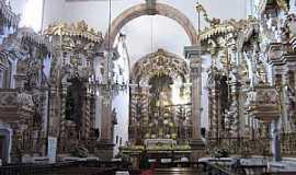 Caeté - Carté-MG-Interior da Matriz-Foto:Altemiro Olinto Cristo