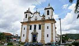 Caeté - Igreja Matriz de N.S. do Bonsucesso foto por Fernando Bezerra