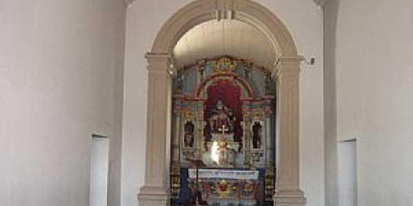 Carté-MG-Interior do Santuário de N.Sra.da Piedade-Foto:Altemiro Olinto Cristo