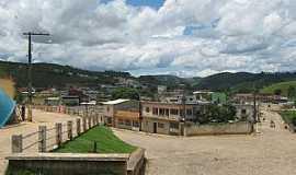 Caiana - Caiana-MG-Área central da cidade-Foto:Jose Adal Pereira de Souza