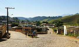 Caiana - Caiana-MG-Entrada da cidade-Foto:sgtrangel