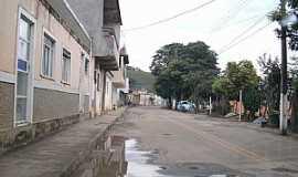Caiana - Caiana-MG-Rua da cidade-Foto:walace souza