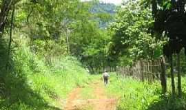 Caiana - Caiana-MG-Trilha na região-Foto:Jose Adal Pereira de Souza