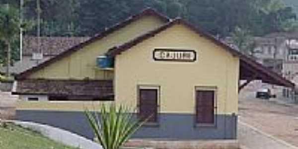Estação Ferroviária-Foto: a.paduarocha