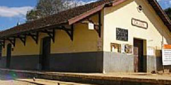 Antiga Estação Ferroviária-Foto: a.paduarocha