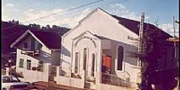 Igreja da Congregação Cristã do Brasil em Camanducaia-Foto:Congregação Cristã.NET