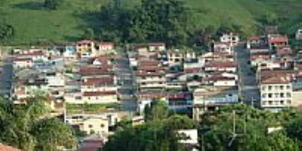 Vista da cidade de Camanducaia-Foto:montanha