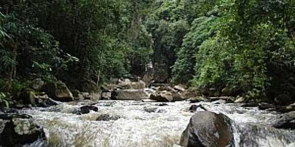 Cambu�-MG-Cachoeira do Andorinh�o-Foto:Pedro Augusto