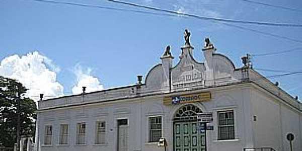 Cambuí-MG-Prédio dos Corrêios-Foto:motoamizade.blogspot.com.br