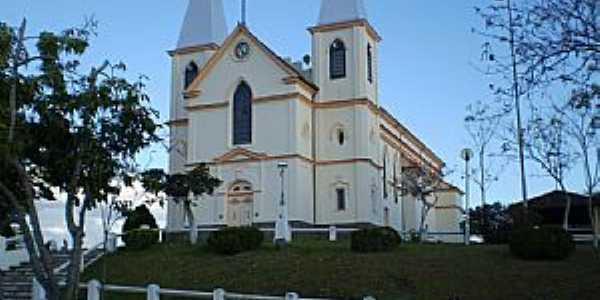 Cambuquira-MG-Matriz de São Sebastião-Foto:diocesedacampanha
