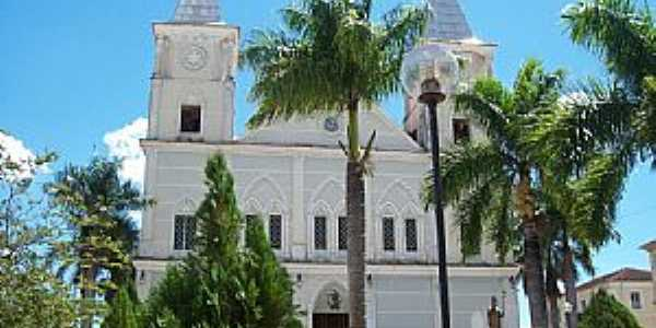 Campanha-MG-Catedral de Santo Antônio-Foto:Josue Marinho