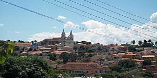 Campanha-MG-Vista da área central-Foto:Josue Marinho