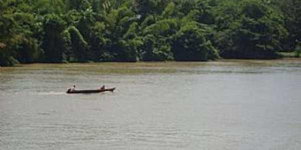 Bailique-AP-Pesca no Rio Amazonas-Foto:Marjorie Bezerra de Sousa