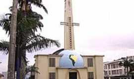 Campo Belo - Matriz do Senhor Bom Jesus-Foto:Vicente A. Queiroz