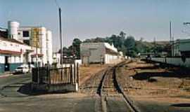 Campo Belo - Estação Ferroviária  de Campo Belo-Foto:montanha