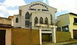 Campo Belo - Igreja da CCB em Campo Belo-Foto:Jose Carlos Quiletti