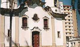Campo Belo - Igreja Matriz de Campo Belo-MG-Foto:montanha