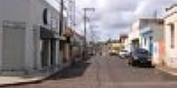 Rua Padre Julio